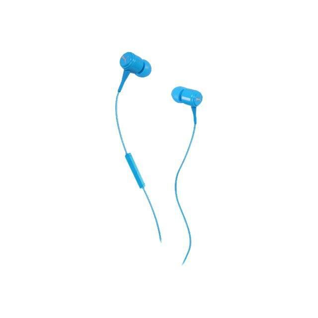 PUMA-WHEAT Bread-N-Butter Casque intra-auriculaire filaire cyan