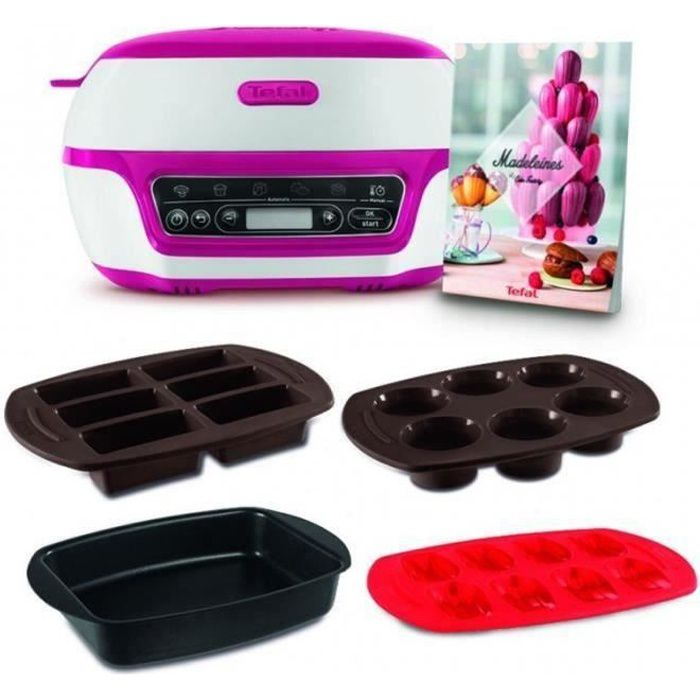 Tefal Machine à Gâteaux Cake 1100W KD801811