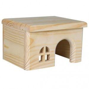 Trixie Maison en bois (Dimension: 40 x 20 x 23