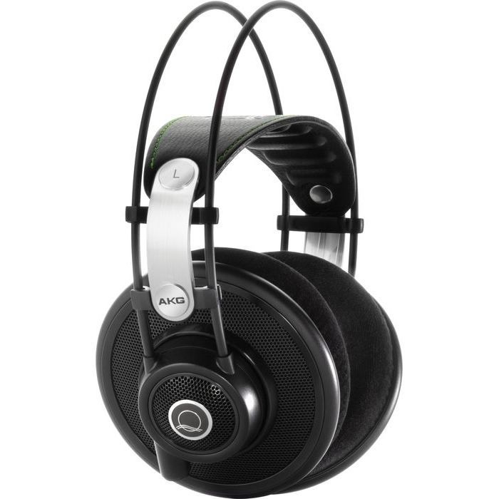 akg quincy jones q701 casque hifi semi ouvert n achat. Black Bedroom Furniture Sets. Home Design Ideas