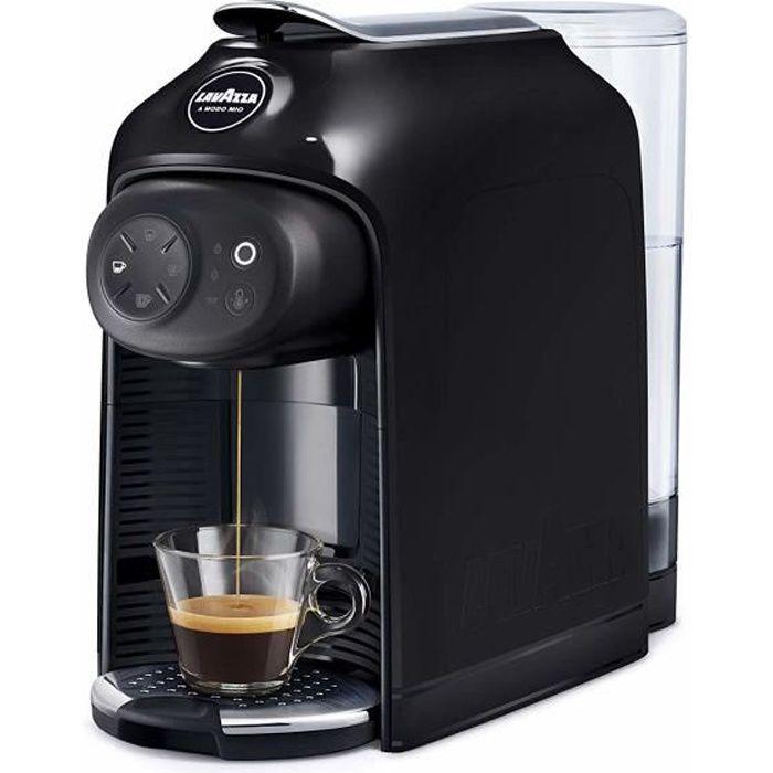 MACHINE À CAFÉ Lavazza Idola, Autonome, Cafetière à dosette, 1,1