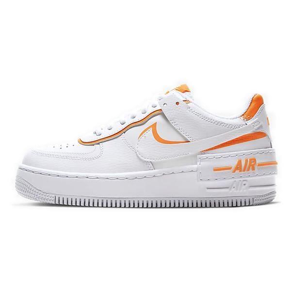 Nike Air Force 1 Shadow CI0919-103 Chaussures de Course pour Femme ...