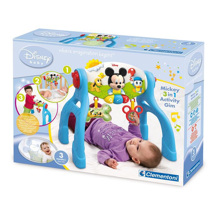 Disney baby activity gym achat vente portique b b disney baby activity gym cdiscount - Table d activite leapfrog ...