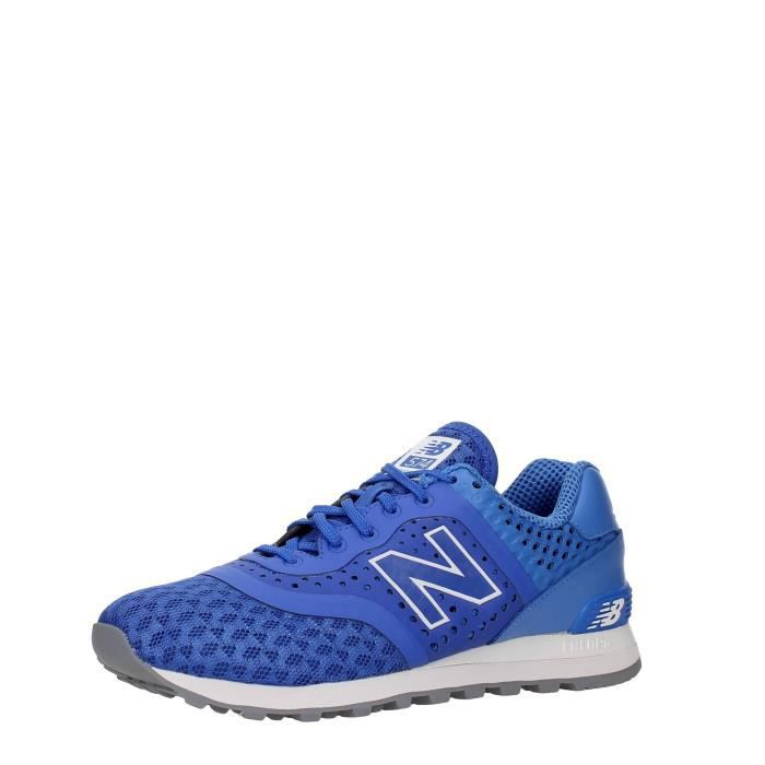 New Balance Sneakers Homme BLU, 46.5