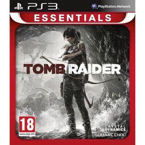 JEU PS3 Tomb Raider Essentials Jeu PS3