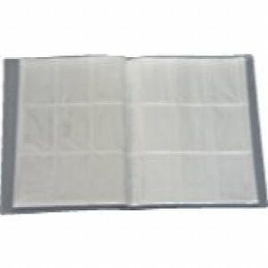 Ex Panini et Topps 3 X Classeur Vide Chaque 24 Pages Jusqu/'à 432 Cartes de P