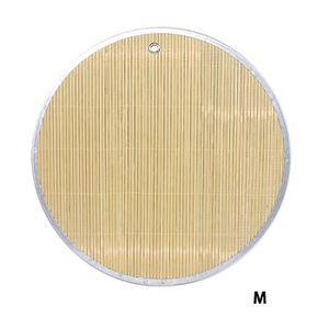 BBA153 40 Tibetan Silver bambou forme 12 x 3 mm