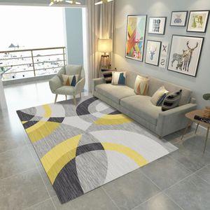 TAPIS 160x230cm Européen moderne Tapis de salon - Madrid