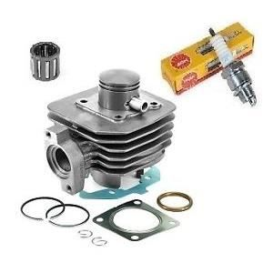 MOTEUR COMPLET Kit Cylindre Piston pour Peugeot Ludix trend 50cc
