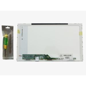 DALLE D'ÉCRAN Écran 15.6 LED pour TOSHIBA SATELLITE L655D-SP5014