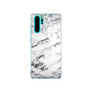 Coque huawei p30 marbre