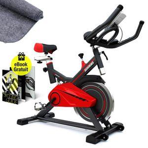 VÉLO D'APPARTEMENT Vélo de biking spinning d'appartement SX100 aerobi
