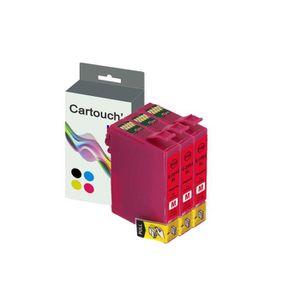 CARTOUCHE IMPRIMANTE Cartouch'Ink 29XL Pack Remplacement 3 Cartouches d