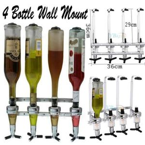 10 x Beaumont économie noire écoulement libre Bouteille Pourers-Cocktail Accessoire