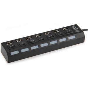 AUTRE PERIPHERIQUE USB   Multiprise, Multi Chargeur USB, HUB 7 Ports Pour