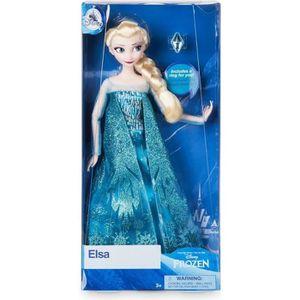 POUPÉE POUPEE ELSA la reine des neiges Disney