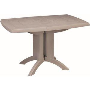 Table de jardin grosfillex vega