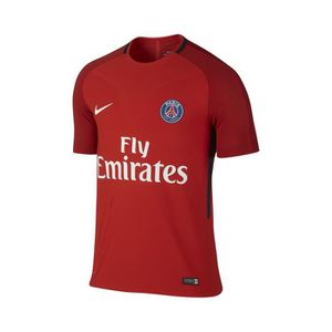 MAILLOT DE FOOTBALL Maillot Pré-Match PSG Aeroswift Rouge
