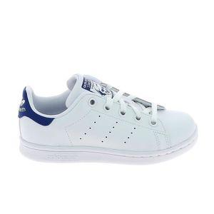 adidas stan smith bleu femme
