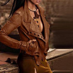 cherche veste en cuir femme grande taille