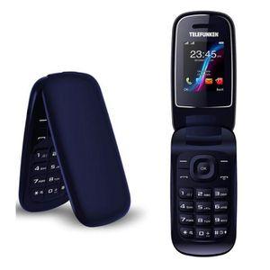Téléphone portable Téléphone portable Telefunken TM18.1 Bleu