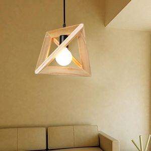 LUSTRE ET SUSPENSION Lampe Suspendue Luminaire Salon Triangle Lustre Le