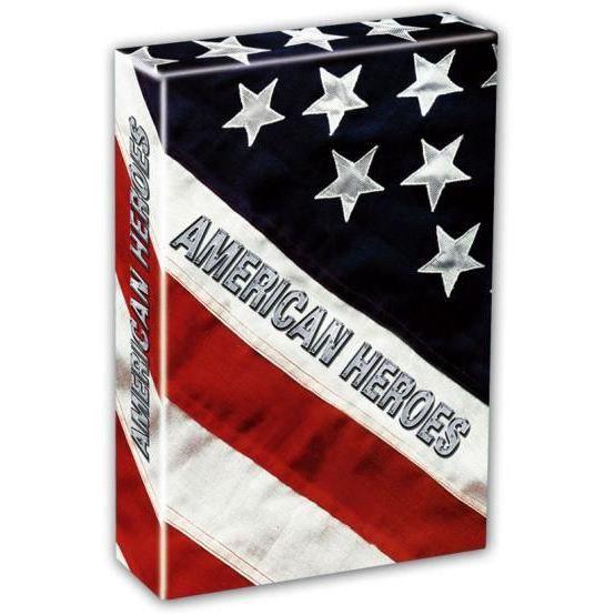 DVD Coffret american heroes