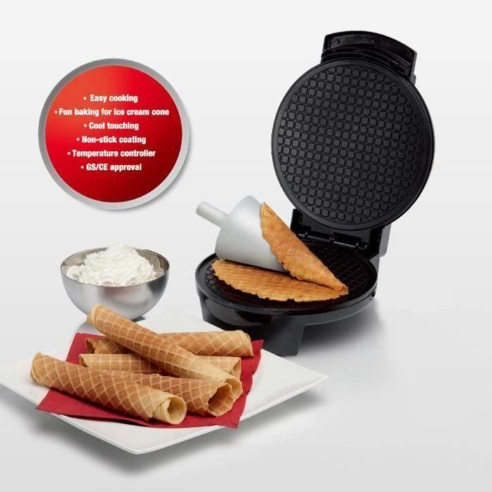 Machine électrique de petit déjeuner de crêpe de sandwich, Fabricant automatique de gaufres électriques