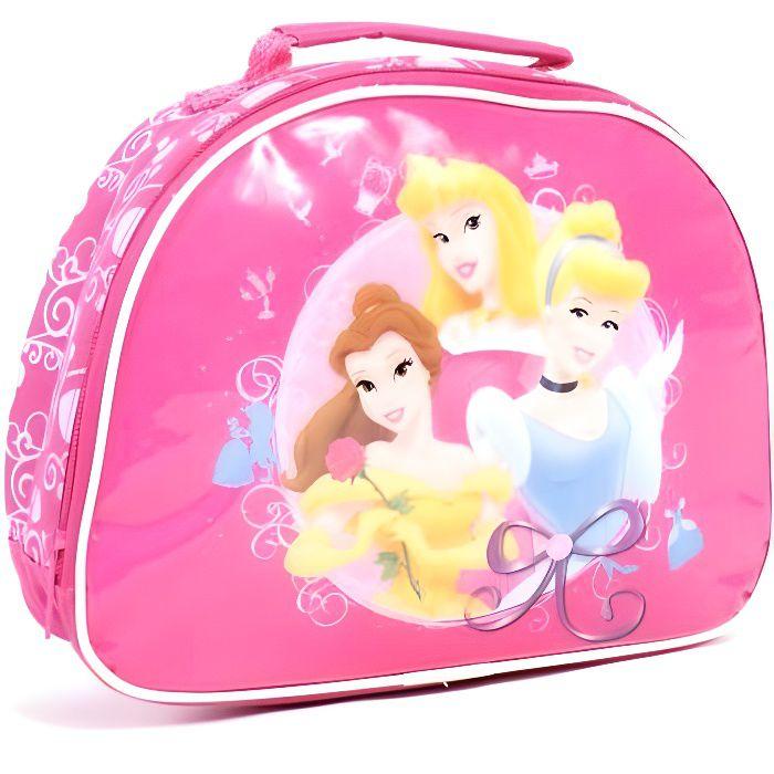 Sac isotherme enfant PRINCESSES DISNEY sac à goûter glacière lunch bag