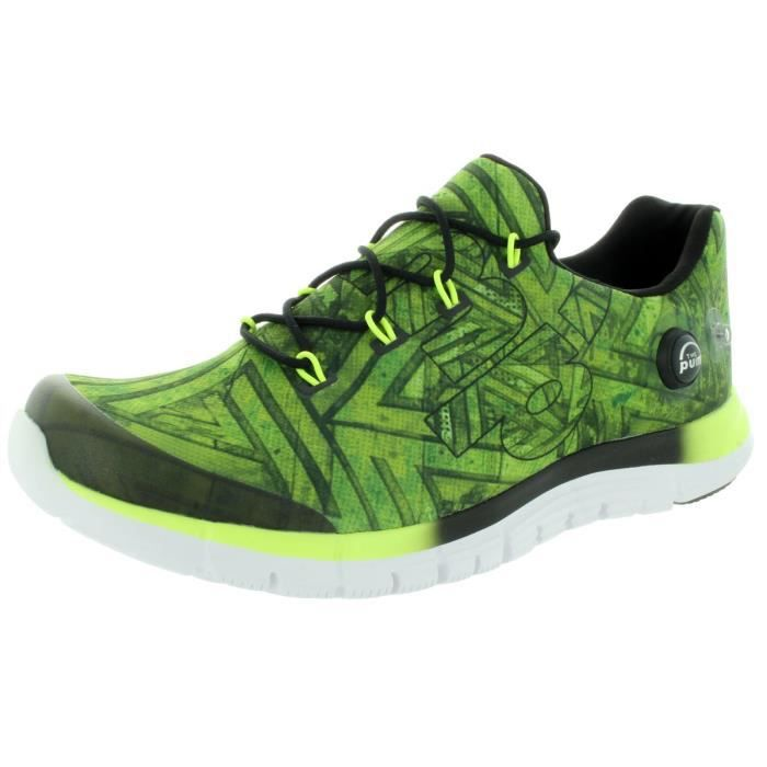 REEBOK Z Pompe Fusion Geo course Chaussures hommes PF4OU Taille-46