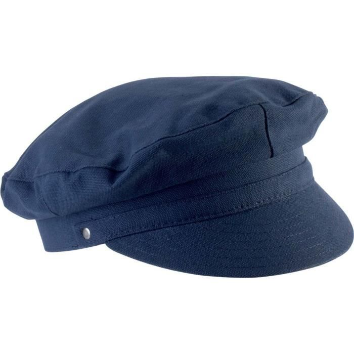 casquette de marin - KP606 - bleu marine