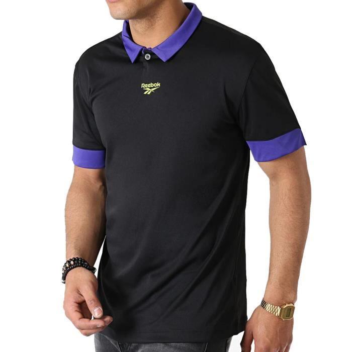 Reebok Polo Cl V P Football Ss Shirt