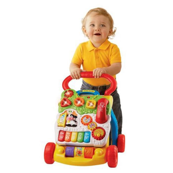 Vtech Baby First Steps Baby Walker