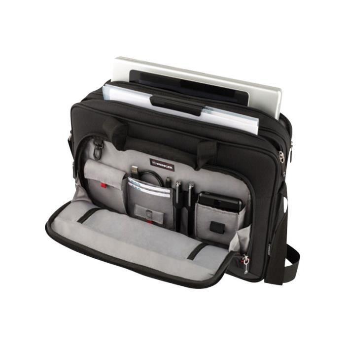 Wenger PROSPECTUS Sacoche pour ordinateur portable 16- noir