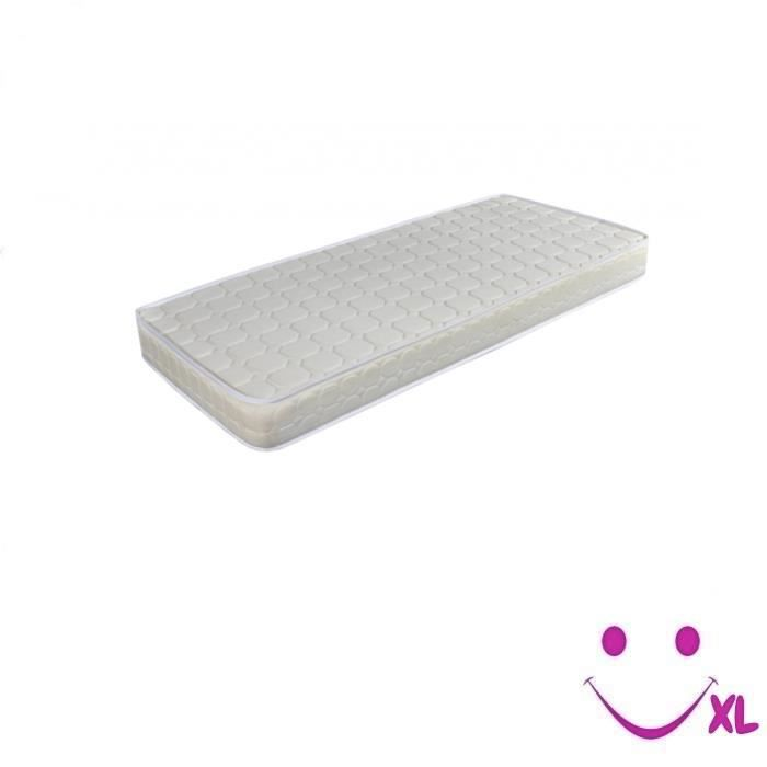 matelas 90 x 200 cm achat vente matelas cdiscount. Black Bedroom Furniture Sets. Home Design Ideas