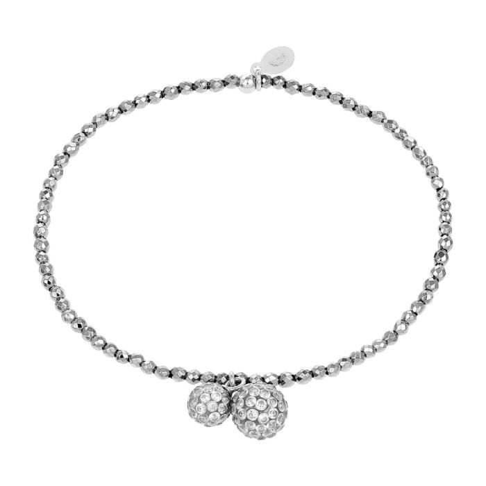 cleor bracelet femme argent