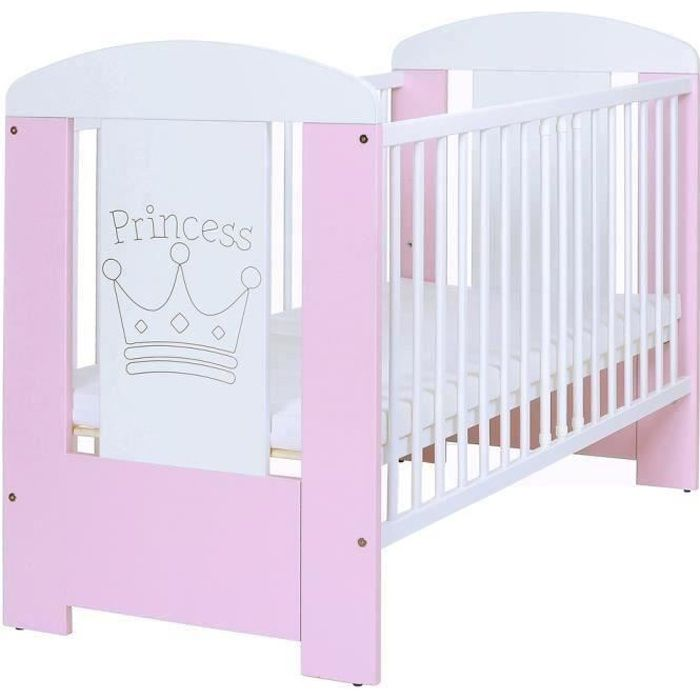 lit bebe princesse achat vente pas cher. Black Bedroom Furniture Sets. Home Design Ideas