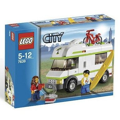 lego city le camping car achat vente assemblage. Black Bedroom Furniture Sets. Home Design Ideas