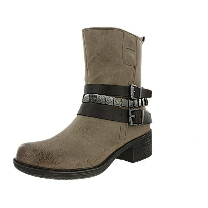 Bottines Marco Tozzi 25474 taupe...