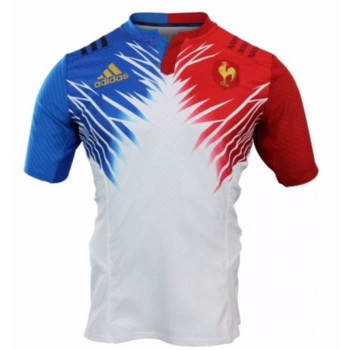 Maillot performance equipe de france 7 prix pas cher for Maillot exterieur xv de france