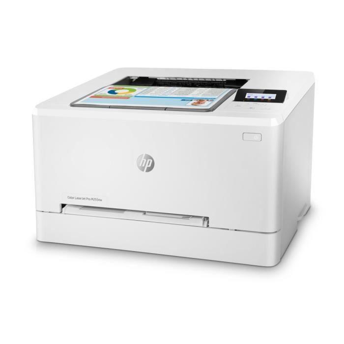 IMPRIMANTE HP Color LaserJet Pro M255nw Impression rapide las