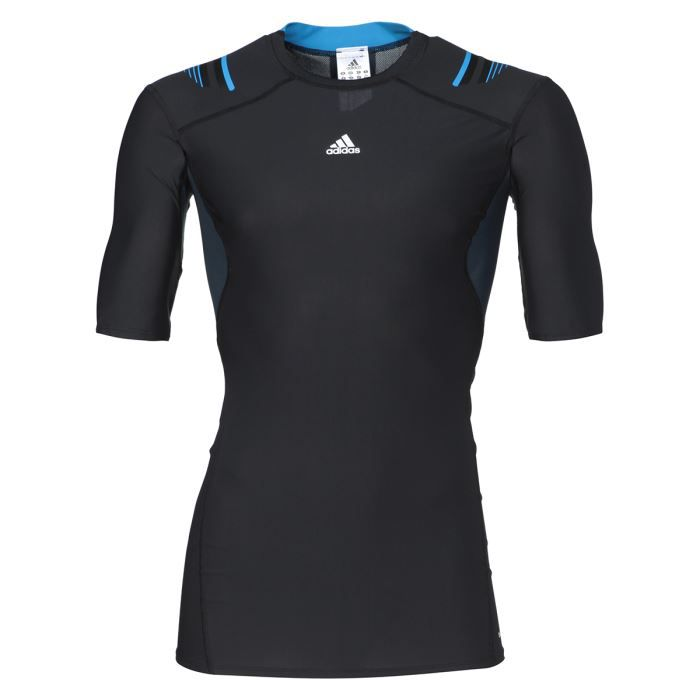 adidas maillot compression running homme prix pas cher cdiscount. Black Bedroom Furniture Sets. Home Design Ideas