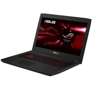 "ORDINATEUR PORTABLE ASUS ROG PC GAMER FX553VD-DM063T 15.6"" - 8Go RAM -"