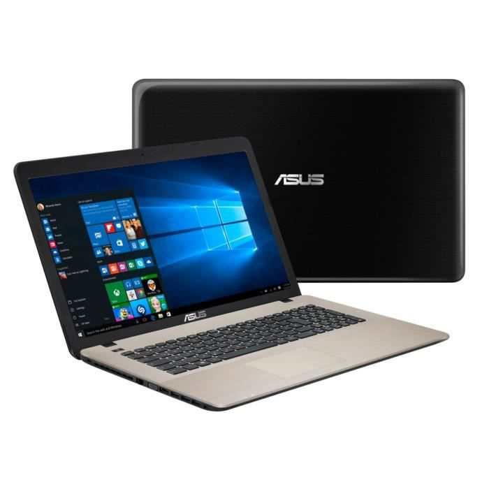 asus pc portable x752lj ty363t 17 3 8go de ram intel. Black Bedroom Furniture Sets. Home Design Ideas