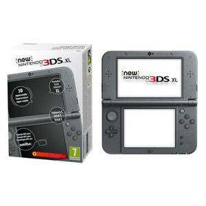 CONSOLE NEW 3DS XL NEW Noir Nintendo 3DS XL