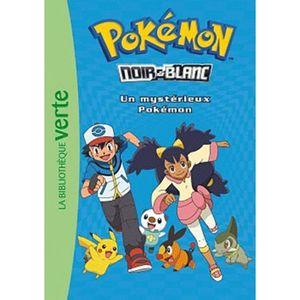 Livre 9 -12 ANS Pokémon noir et blanc Tome 2