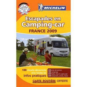 AUTRES LIVRES Guide camping car France 2009
