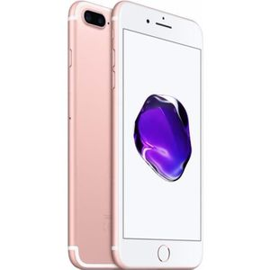 SMARTPHONE iPhone 7 Plus 256 Go Or Rose Reconditionné - Comme