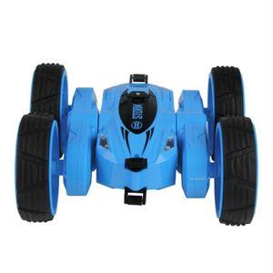 VOITURE - CAMION 01:18 Enfants 360 ° Rotation Stunt voiture RC 4 ro