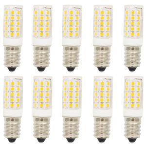 AMPOULE - LED 10X E14 Ampoule LED 5W Ampoule Lampe 400LM Super B
